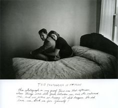Duane Michals, This Photograph Is My Proof