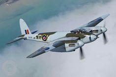 confirmed for Thunder Over Michigan Air Show De Havilland Mosquito, NZ-Flight-Test. De Havilland Mosquito, Ww2 Aircraft, Military Aircraft, Military Weapons, Military Art, Ww2 Planes, Air Show, Fighter Jets, Fighter Aircraft