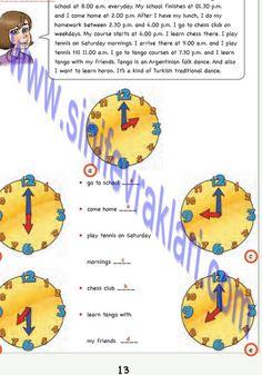 6. Sınıf İngilizce Ada Matbaa Yayınları Ders Kitabı Cevapları Sayfa 13   6. Sınıf İngilizce Ada Matbaa Yayınları Ders Kitabı Cevapları Sayf...