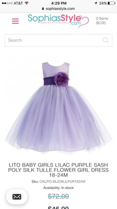 c5b50ae6934 7 Best Flower Girl Dressss images