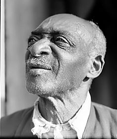 Old Slave You are viewing a photograph of Mr. Henry Brooks. This is a great portrait of this man, who was born a slave. This phot...