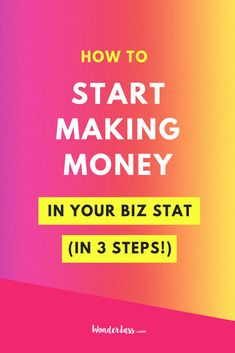 Do you have a super awesome online business that you're totally PUMPED about, but find that you're struggling to actually make REAL MONEY with it? 😬 In this short + actionable episode, I'm gonna walk you through 3 simple steps so that you can start making some moolah in your online business STAT 🎉 Click through to listen now!