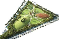 BuroSant en Co (Project) - Park Hoge Weide