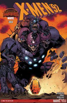 X-MEN '92 (2015) #4