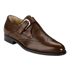 Air Neroli Wingtip Monk - Men's Shoes: Colehaan.com