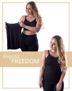 Regata Freedom - Amamente com o seu estilo
