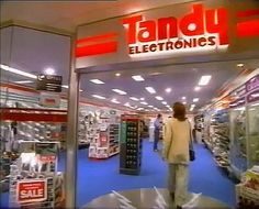 A look back at Tandy shops (also known as Radio Shack) which were popular in the and With photos of Color Computers, LCD handheld games etc. Cool Electronics, Electronics Projects, 1980s Childhood, Childhood Memories, Electronic Engineering, Nanotechnology, Birthday Gifts For Girls, Electronic Gifts, The Good Old Days