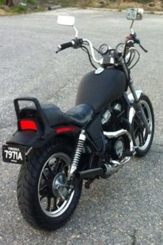 1984 Honda Shadow VT 500. Eventually I'll have my bike.