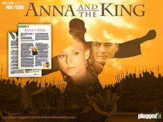 Download our free discussion sheet, and enjoy the movie Anna and the King with your tweens or teens.