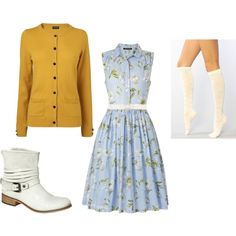 Steal That Style : Spencer Hastings - Pretty Little Liars ; Spencer Hasting's girly and vintage style.