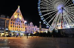 Lille, France Grand Place, Summer Travel, Fair Grounds, France, Vacation, Inspired, Places, Pictures, Photos