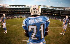 San Diego Chargers Ladainian Tomlinson