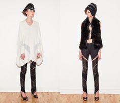 (1) Alice Palmer - London Fashion Week - Denim & Jeanswear 2013-2014 Fall Winter Womens Runways I