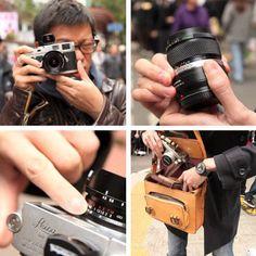 Video-recopilación de 50 trucos esenciales de fotografía