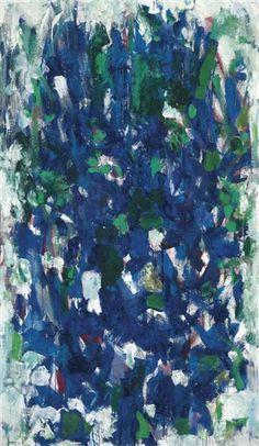Joan Mitchell, Loom II
