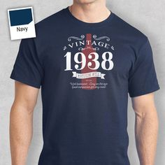 Birthday 1928 Idea Great Present Gift Shirt For A 90 Year Old