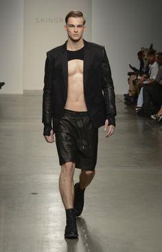 Skingraft - Runway - Mercedes-Benz Fashion Week Spring 2014