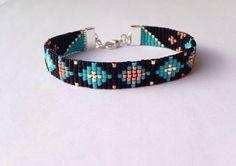 Loom Bracelet Patterns, Bead Loom Patterns, Jewelry Patterns, Beading Patterns, Bff Bracelets, Bead Loom Bracelets, Handmade Bracelets, Friendship Bracelets, Seed Bead Jewelry