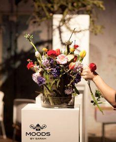 Bloemen steken voor uitvaart van Strikt Persoonlijk