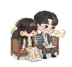 Cute Couple Art, Anime Love Couple, Cartoon Art, Cartoon Characters, Princess Hours Thai, Girl Emoji, Cute Love Cartoons, Korean Drama Movies, Robot