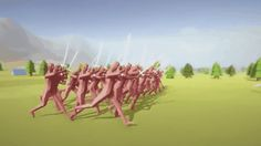 """""""Totally Accurate Battle Simulator"""" Simulates Accurate Battles, Totally"""