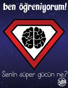 Senin süper gücün ne?