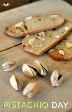 Honoring National Pistachio Day the only way we know how. | Pistachio THINaddictives