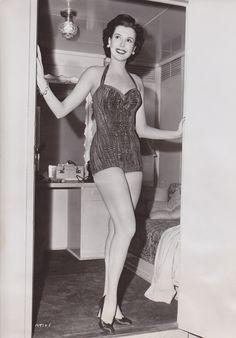 Ann Miller - bevel