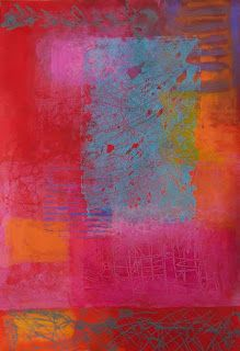 Painting Workshops in Mexico: New abstract and big ART workshops in San Miguel d...