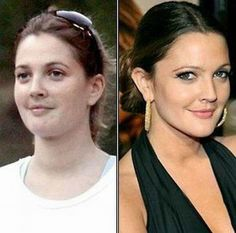 celebs without makeup before and after | Celebrities Without Makeup - Before & After | Swepeez - Fun Is On Air