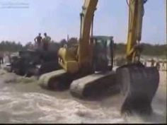 WHO-Tube: Baltic Sea - German Tank Recovery - http://www.warhistoryonline.com/whotube-2/tube-baltic-sea-german-tank-recovery.html