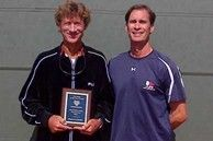 Coaches in San Diego who represent Junior Team Tennis voted Ray Smith as the Most Outstanding Coach of 2012 Spring Season.  His dedication and hard work with Junior Team Tennis is a terrific example of what San Diego thrives on as coaches. Ray Smith was varsity co-captain at Poway High School and played intercollegiate tennis at Palomar College and U.S. International University. Ray has been the Head Pro at the Eugene Family YMCA and Black Butte...