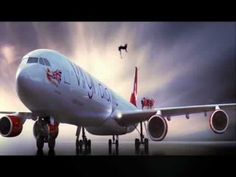 Virgin Atlantic's new television commercial. Not sure if Aussie viewers will get to see. New Television, National Curriculum, Virgin Atlantic, Case Study, Real Life, Commercial, History, Ol, Street
