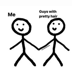 Guys Be Like, My Love, I Love You, Thats Not My, Pretty Hairstyles, Haha Funny, Hilarious, 4 Panel Life, Whats Wrong With Me