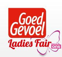 Goed Gevoel Ladies Fair 2015 Graag genieten van 3,00 euro korting voor je ticket van de Goed Gevoel Ladies Fair? Tik dan bij het online bestellen van tickets  op  de website deze code in: AMB919ZWQ4DY