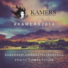 The Photo Competition. Enter your best Kamers photo and stand to win great prizes.