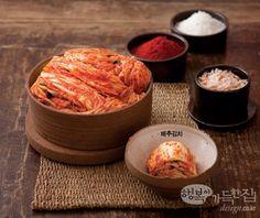 Kimchi. korean food