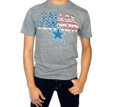NFL Dallas Cowboys True American T-Shirt