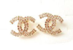 Swarovski Golden Crystal Chanel Style Stud Earrings - Top Seller 07 Cute-Storeeee, http://www.amazon.com/dp/B008C8DM2K/ref=cm_sw_r_pi_dp_EeWkqb1BKY983