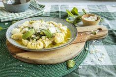 Oppskrifter fra Olivero - Mills AS Dumplings, Gnocchi, Parmesan, Cantaloupe, Pasta, Dinner, Fruit, Recipes, Food