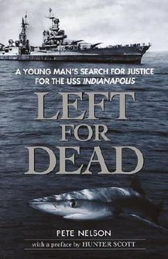 Recalls the sinking of the U.S.S. Indianapolis at the end of World War II, the Navy cover-up and unfair court martial of the ship's captain, and how a young boy helped the survivors set the record straight fifty-five years later.