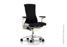 Эксклюзивное кресло для работы Herman Miller Embody – 100% поддержка спины весь рабочий день! Создатели кресла плотно поработали над материалами изготовления и функциональностью изделия. Благодаря многочисленным регулировкам, кресло можно подстроить под любого пользователя. George Nelson, Barber Chair, Color Balance, Design Within Reach, Calacatta, Herman Miller, Chair Design, Modern Furniture, Modern Design