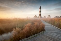 Radiant - Bodie Island Lighthouse, North Carolina