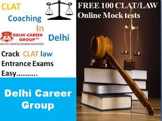 Our Clat Coaching in Delhi directs the students closer to gaining the good viable results by way of corrective instruction approach or helpful day management.We information the college students to acquire aside over the tough opposition by way of consequent an easy, prepared yet the systematical method of discipline and applying the methods.