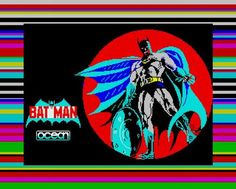 Look Back in Anger: Batman for the ZX Spectrum – ARTICLE : OneMetal.com