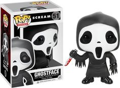 Funko Pop! Movie : Ghostface Scream Ghost Face Pop Vinyl Figure Brand New in Toys & Hobbies, Action Figures, TV, Movie & Video Games | eBay
