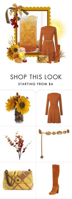 """""""Food Challenge 16 - Honey"""" by miradawnp ❤ liked on Polyvore featuring C.R.A.F.T., Chanel and Bottega Veneta"""