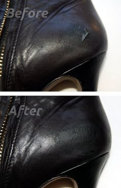 How To Fix Ripped Patent Leather Shoes