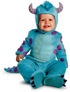Sulley of Monsters University