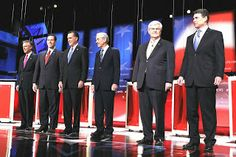 """Politicians will wear black in the candidate race because it means win to them. """"The man in the black suit will win"""". Also, politicians wear suits because it makes them look formal and ready for business."""